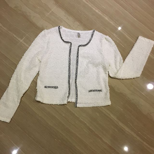 White Outer From Korea