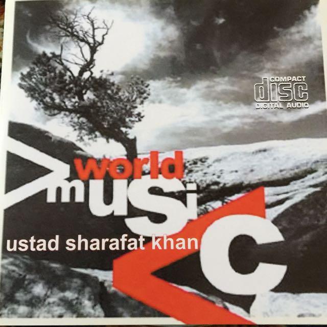 World Music Instrumental Cd