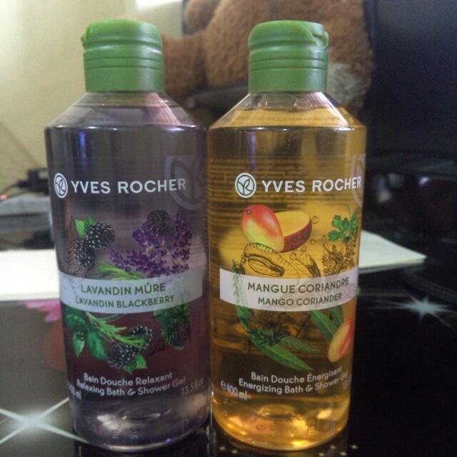 Yves Rocher (Bath and Body Gel)