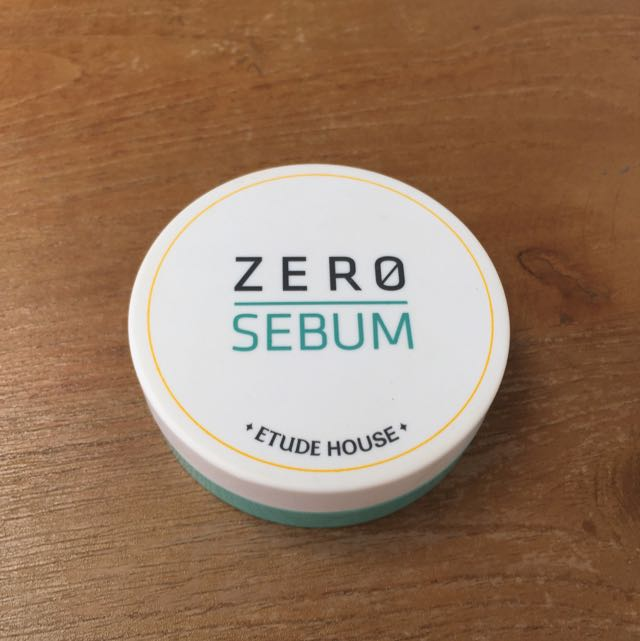 Zero Sebum Drying Powder (New Package)
