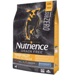 Nutrience SubZero Grain Free Fraser Valley