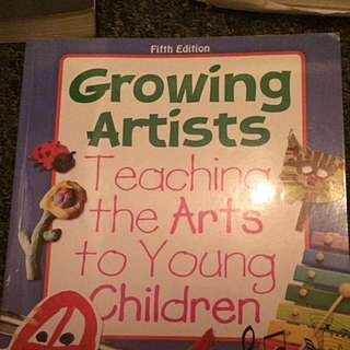 Early Childhood Education: Growing Artist ( George brown )