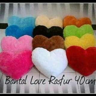 Saleee!!!!  Bantal Sofa Motif Love
