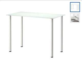 [REDUCE] Glasholm Adils table
