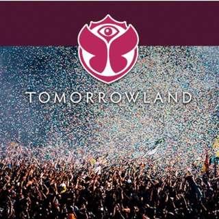 4x Tomorrowland Tickets