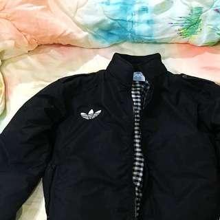 Jaket Adidas Hitam Waterproof