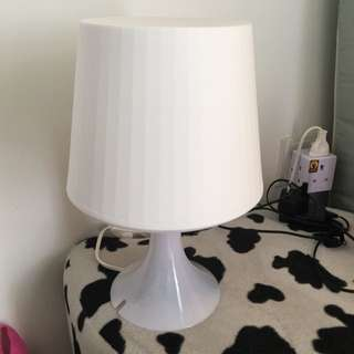 Ikea Table Lamp, Bulb INCLUDED