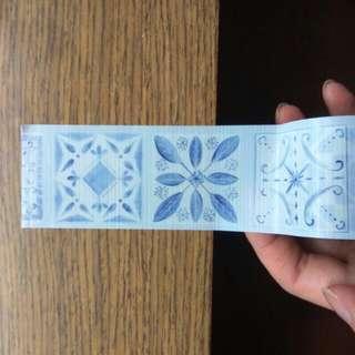 🚚 紙膠帶 防水紙膠帶 日本帶回