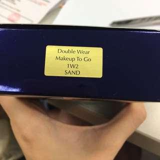 🌟雅詩蘭黛 全新🌟 粉持久完美隨身觸控粉底 #1W2 Sand