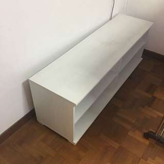 Cabinet Console For Television Equipment