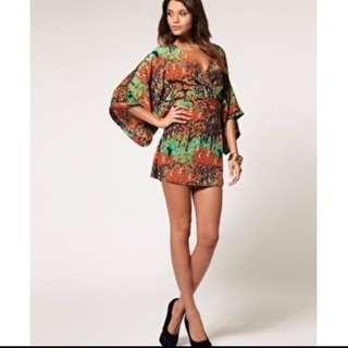 Vero Moda Kimono Dress