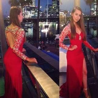 Designer Pageant/Formal Dress