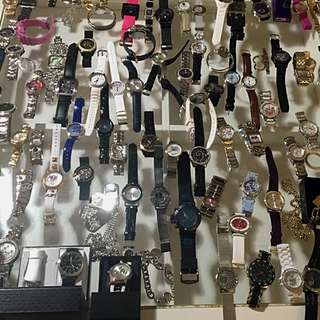 Lot Of Watches For Business