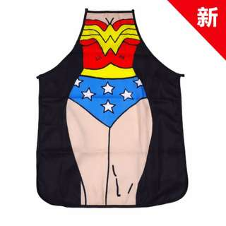 Wonderwoman Wondergirl Party Costume Aprons for Adults, Children & Kids Birthday Party & Events