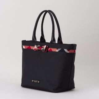 Blue Label Tote Bag