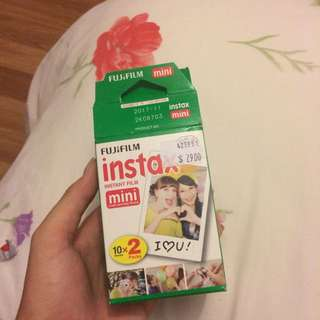 Instax Mini Films