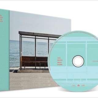BTS WINGS Repackaged album