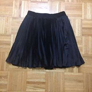 Forever 21 Accordion Skirt