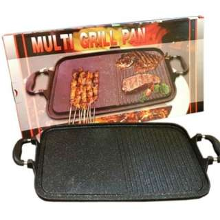 Alat panggang daging tampa arang multi griil pan /griller anti lengket