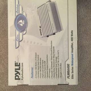 Plye Water Proof Amp