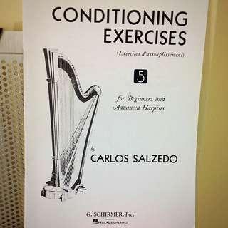 BN Harp Finger Exercise