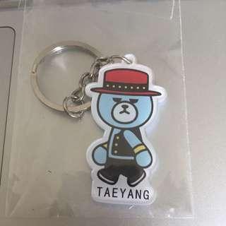 BIGBANG Taeyang Krunk Keychain