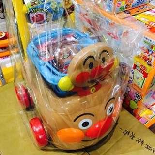 麵包超人購物車