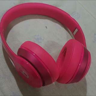 Beats solo (PINK) Authentic
