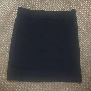 Skirt Black Forever 21 - S