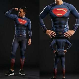 Superman Compression Set