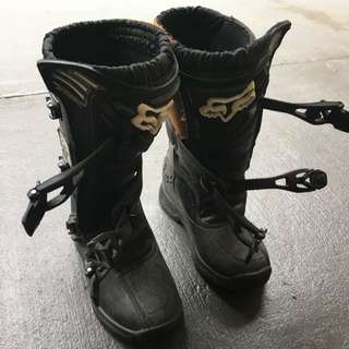 Youth Fox Boots