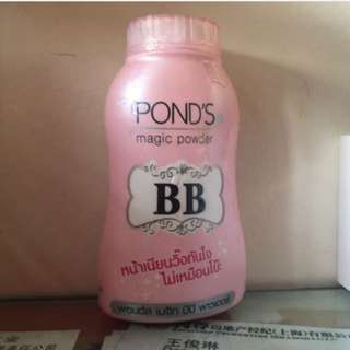 全新 Ponds Magic Powder 閃蜜bb粉