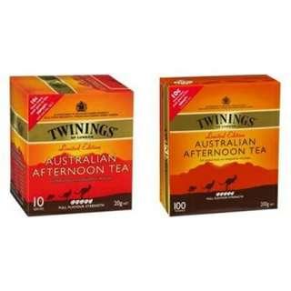 澳洲限定款 Twinings茶葉包*10