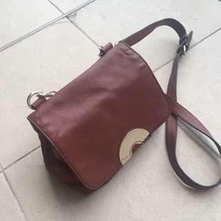 Oroton Brown Bag