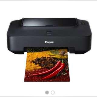 CANON : Injek Printer PIXMA iP2770
