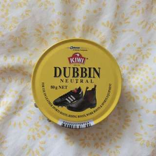 Dubbin Waterproofer