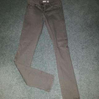 Army Green Jean Size 6