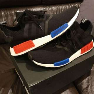 OG NMDS PK US10.5 DS WITH TAGS & BOX