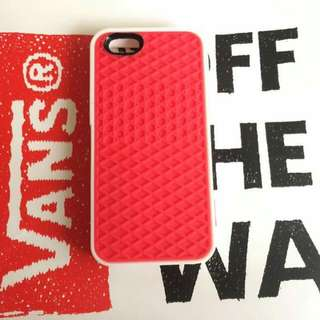 Vans Iphone Waffle Case