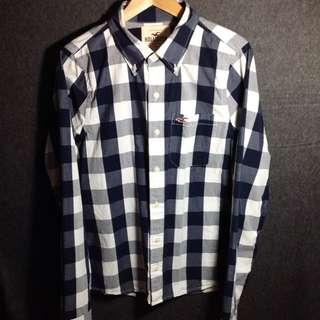 Hollister 長袖襯衫 美國購入 保證正品