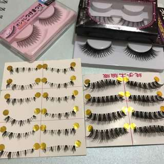 False Lashes Bundle