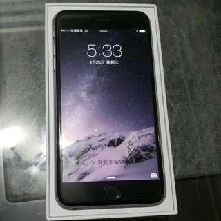 iphone 6plus 16G灰