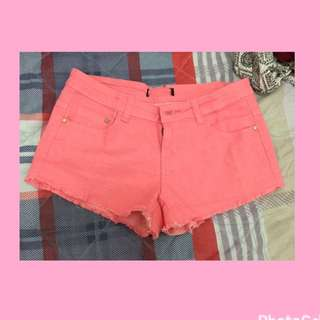 Sexy Pink Short