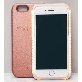 Halocase Rose Gold iPhone 6