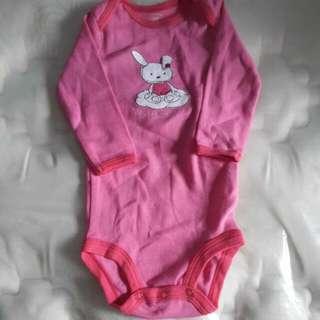 Atasan Carter's Pink 6M