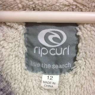 RIPCURL Grey jacket (Reduced)