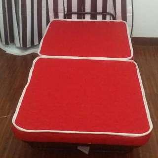 Folding Bed w/ Foam