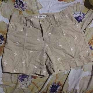 Authentic Cherokee Shorts