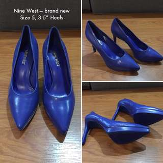 Nine West Pumps Size 5