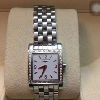 Longines Diamond Watch
